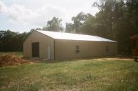 Residential Metal Buildings Texas