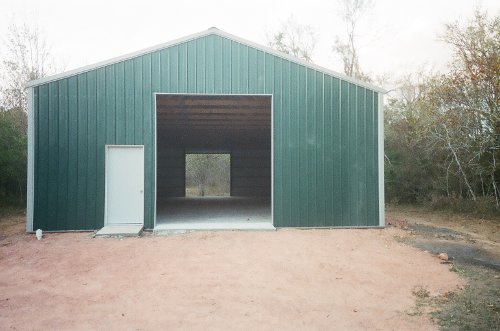 Pole Barn Builders Texas